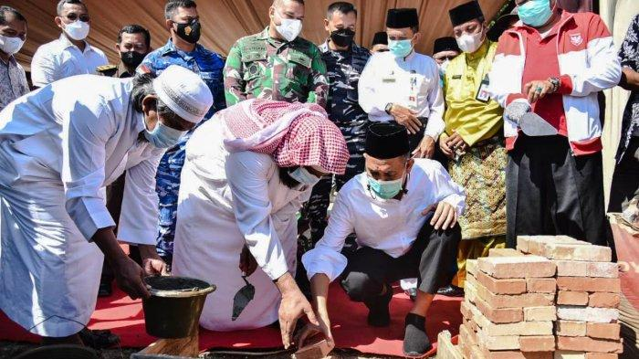 Dumai Bakal Punya Masjid Terapung,Wali Kota Berharap Bisa Tambah Daya Tarik Dumai