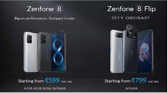 Resmi Meluncur, Asus Zenfone 8 Dilengkapi Fitur IP68, Flagship Android Paling Kompak Saat Ini