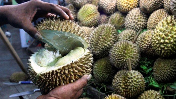 Durian Sepanjang Tahun di Pekanbaru, Boleh Ditukar Jika Tak Enak