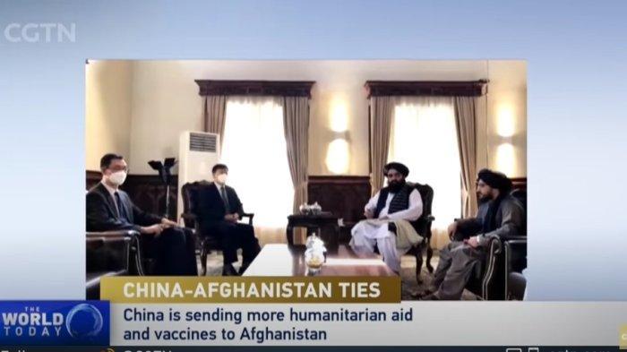China Semakin Akrab dengan Afghanistan, Pastikan Percepat Kiriman Bantuan Uang dan Vaksin
