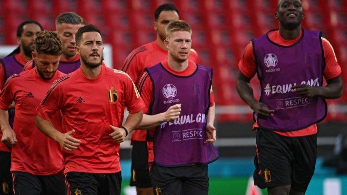 Live Denmark vs Belgia Malam Ini Euro 2020, Matchday Kedua Grup B Piala Eropa 2020