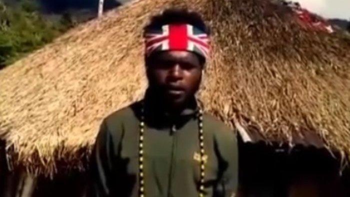 Markas KKB Papua Diobrak-abrik TNI-Polri, Egianus Kogeya Geram, 'Medan Perang Milik Kami'