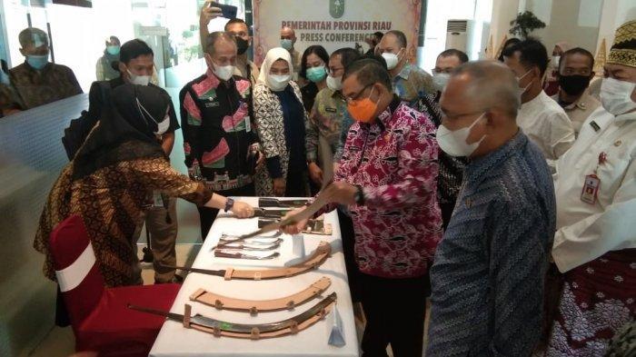 UKM Alat Pertanian Binaan PTPN V Raih Sertifikat SNI Pertama di Indonesia