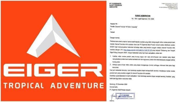 Ternyata Sudah Diingatkan, CEO Eiger Mengaku Salah: Pelajaran untuk Lebih Bijak, Tidak Ego & Arogan