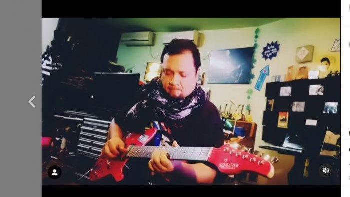 BREAKING NEWS: Eks Gitaris Gigi Aria Baron Meninggal Dunia, Sempat Dirawat karena Covid-19