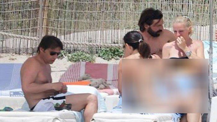 Jadi Pengangguran, Eks Pelatih Inter Milan Antonio Conte dan Andrea Pirlo Malah Santai di Spanyol