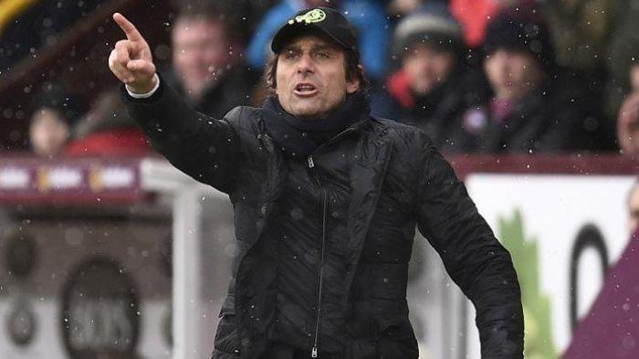 Rayakan Kemenangan, Pemain Inter Milan dan Antonio Conte Berjingkrak di Ruang Ganti, Sambut Scudetto