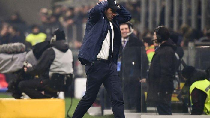 Buka-bukaan, Antonio Conte Ungkap Sosok di Belakang Gerakan yang Memintanya ke Luar dari Inter Milan