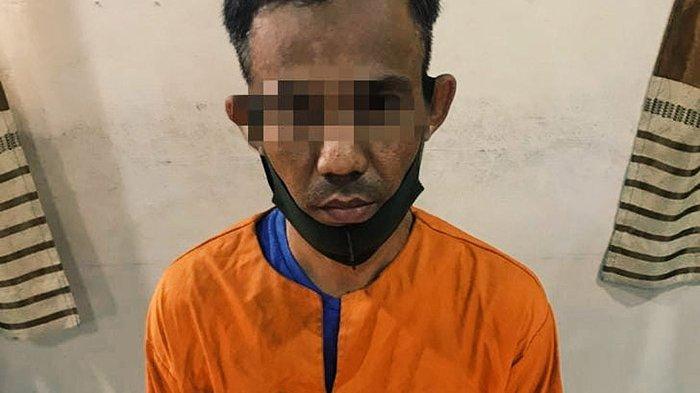 Kelabui Polisi Taruh 10 Butir Ekstasi di Pot Bunga,Ulah Pria di Inhil Ini Ketahuan Juga,Cuss ke Sel