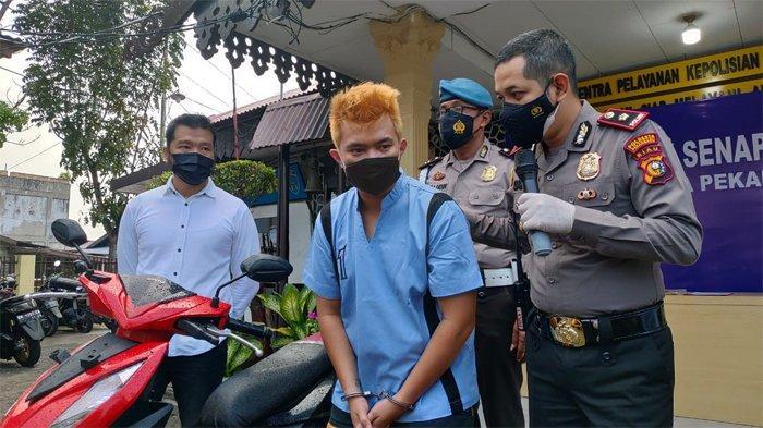 Pelaku Jambret Spesialis Perhiasan Emas Didor Posisi, Ngaku Uang Hasil Kejahatan Untuk Beli Sabu