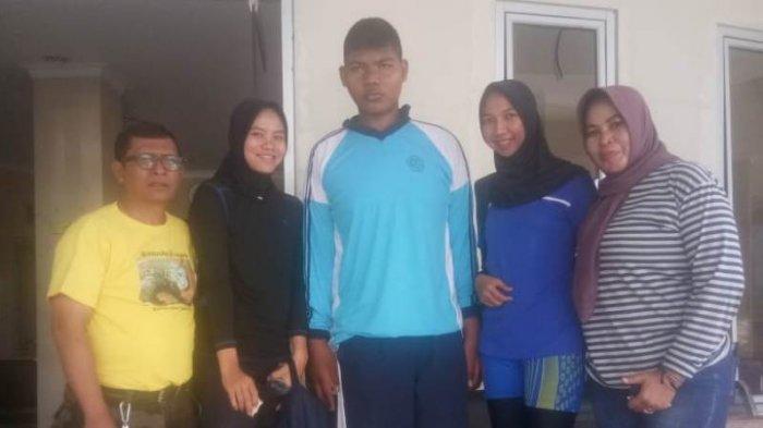 Emen, Pelajar Tertinggi di Indonesia Akhirnya Resmi Gabung di PPLP Dispora Riau
