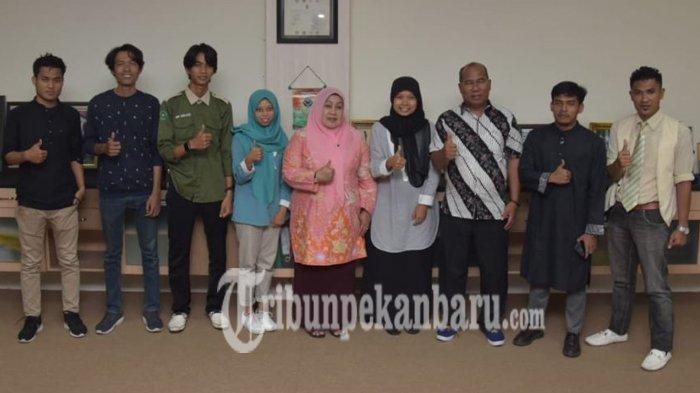 Enam Mahasiswa Unilak Wakili Riau di Peksiminas Yogyakarta