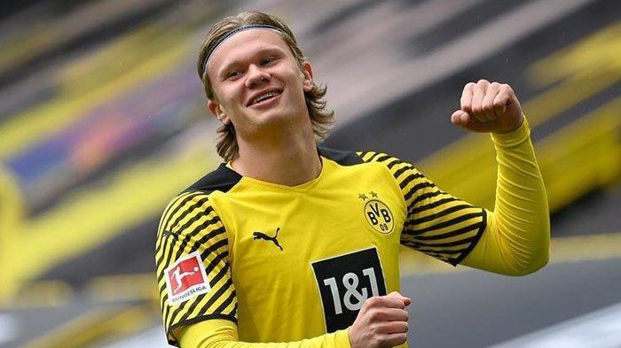 Erling Haaland, Striker Borussia Dortmund