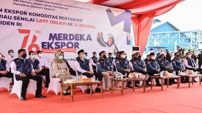 Terbesar ke 2 se Indonesia, Ekspor Komoditas Pertanian Riau Rp 1 Triliun