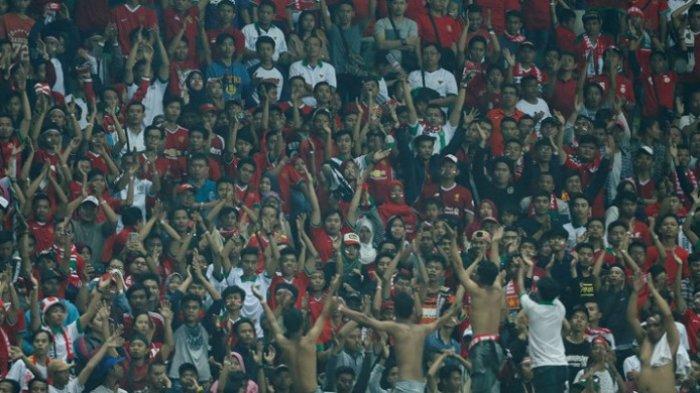 Timnas U-19 Indonesia Bantai Thailand 3-0 - 19.860 Suporter Bikinn Indra Sjafri Takjub