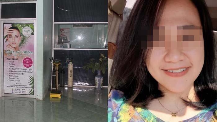 Eva Sofiana Wijayanti, perawat di Malang dibakar seorang Pria. Wajah dan tubuh luka bakar. Polisi ungkap ciri-ciri pelaku