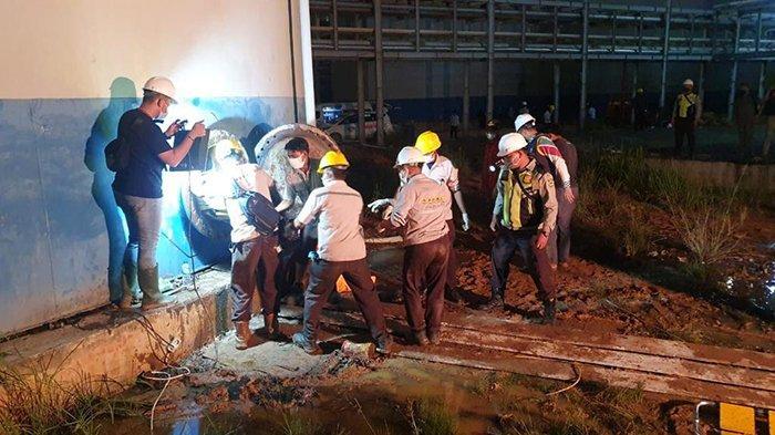 Innalilahi, Korban Tewas Ledakan Tangki CPO Murni di Dumai Bertambah Jadi 5 Orang, Ini Nama-namanya
