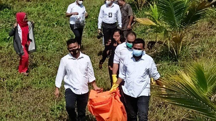 Bau Busuk Menyengat, Saat Didatangi, Pekerja Kebun di Pelalawan Temukan Sesosok Mayat Membusuk