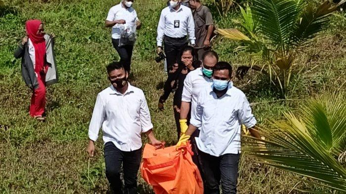 Identitas Mayat Mr X yang Ditemukan di Jalintim KM 55 Pelalawan Akhirnya Terungkap