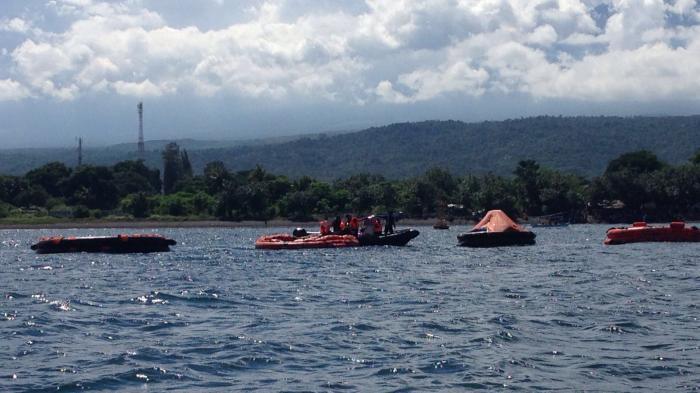 Kapal KM Harapan Bersama yang Hilang Kontak di Perairan Mentawai Diisi 6 ABK dan 1 Kapten