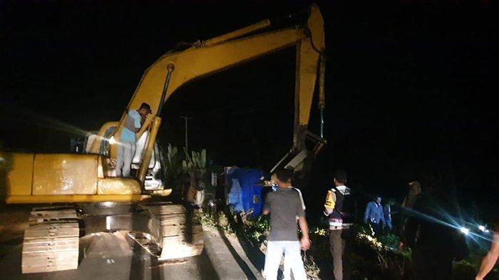Calon Pengantin Dijemput Maut Sebelum Bersanding di Pelaminan,Kecelakaan di Dekat Makam Raja Rambah
