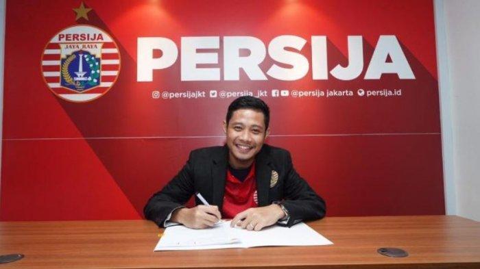 Bursa Transfer Liga 1 2020: Evan Dimas Gabung ke Persija Jakarta, Bakal Gunakan Nomor Punggung 6