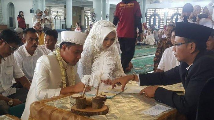 Evan Dimas Menikah di Surabaya, Lihat Cantiknya Mempelai Wanita Pemain Anyar Persija Jakarta Ini!