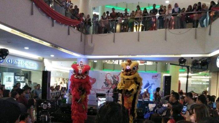 Sukses, Event Lovely Yamaha Lexi di Mal Ciputra Seraya Dipadati Pengunjung