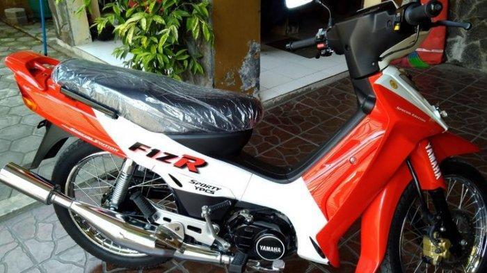 Langka, Masih Banyak yang Cari, Yamaha F1ZR Marlboro Edition Laku dengan Harga Fantastis