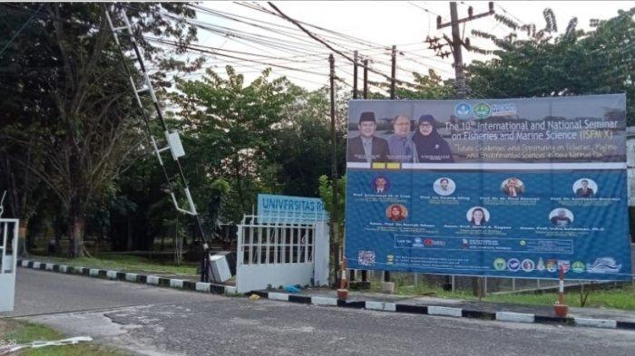 Fakultas Perikanan dan Kelautan Universtas Riau Mengadakan ISFM ke 10