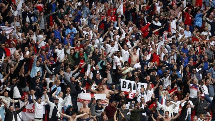 Satu Persatu Kerumunan Piala Eropa 2020 Berjatuhan Tertular Covid-19, Keputusan UEFA Berdampak Fatal