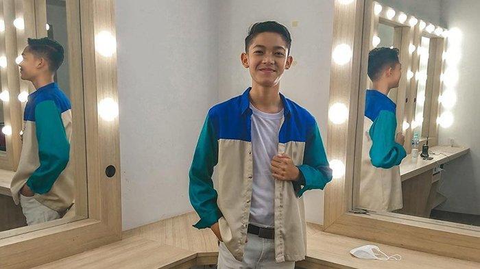 Farel Ibnu Asal Bukittinggi Pilih Marcell Siahaan Jadi Coach di The Voice Kids Indonesia Season 4
