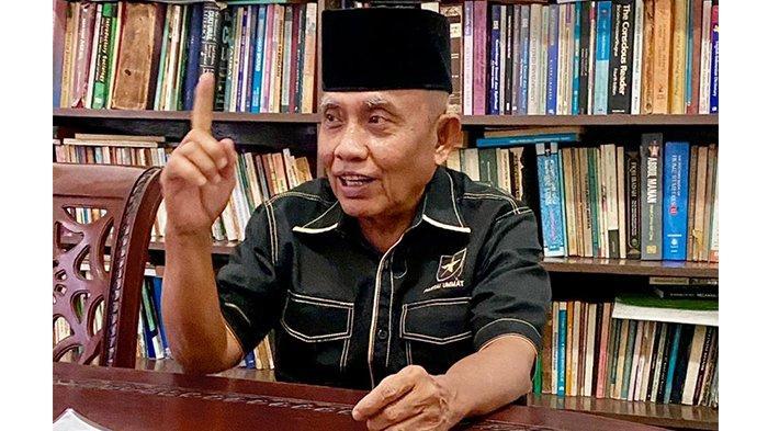 Sosok Fauzi Kadir Ketua DPW Partai Ummat Riau, Dulu Ikut Deklarasi KAMI Riau