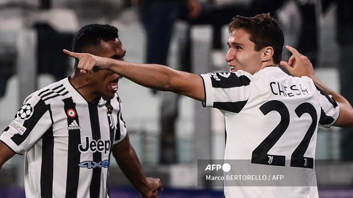 Siaran Langsung Juventus vs AS Roma Mulai Pukul 01.45 WIB, Allegri Siapkan Formasi Mematikan