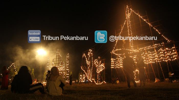 Disparbudpora Bengkalis Rencanakan Gelar Festival Lampu Colok Akhir Ramadan 2018