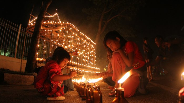 Bisa Tarik Wisatawan Festival Lampu Colok Diusulkan Jadi Agenda Tahunan