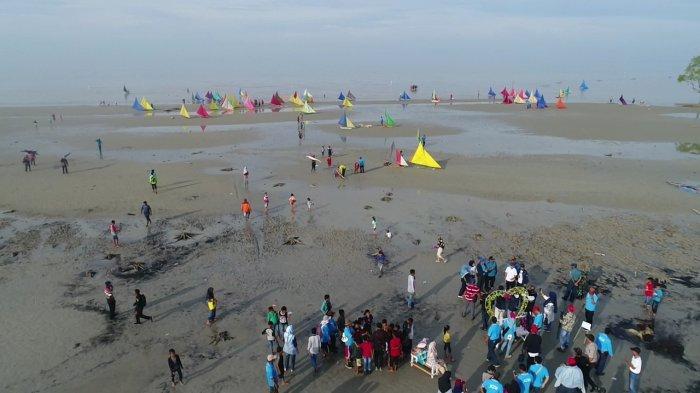 Festival Jung Titis di Pulau Merbau Kepulauan Meranti Riau Resmi Ditutup