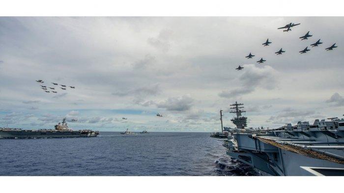 Klaim Laut China Selatan Seenak Perut, China Malah Sebut Filipina Tak Punya Tata Krama
