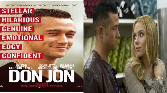 Download Film Don Jon Sub Indo Full Movie (2013), Ini Link Nonton Film Don Jon Subtitle Indonesia
