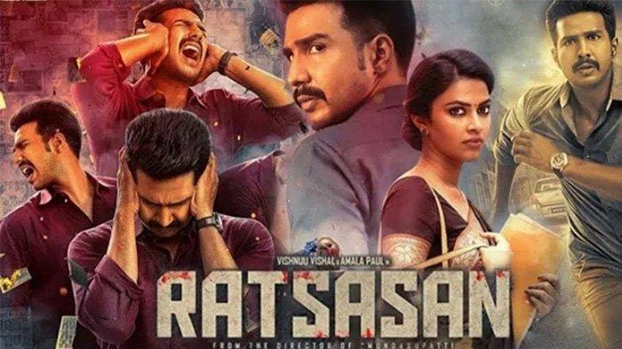 Nonton Film India Ratsasan (2018) Sub Indo: Mengungkap Kasus Pembunuhan Berantai