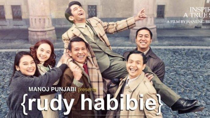 Sinopsis & Link Download Film Rudy Habibie LK21, Cara Nonton Film Rudy Habibie Streaming di HP