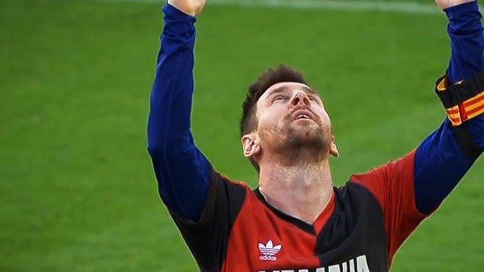 Final Copa del Rey, Pembalasan Messi