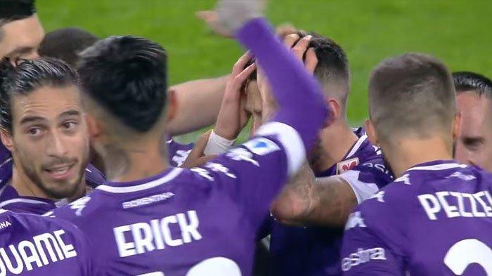 Hasil Fiorentina vs Juventus : Kesalahan Rabiot bikin Juve Tertinggal 1-0, Ini Klasemen Liga Italia