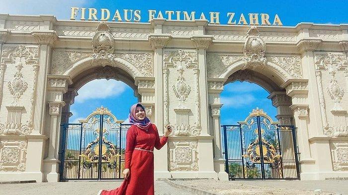 Firdaus Fatimah Zahra Semarang, Objek Wisata Religi, Bak Berada di Kota Makkah