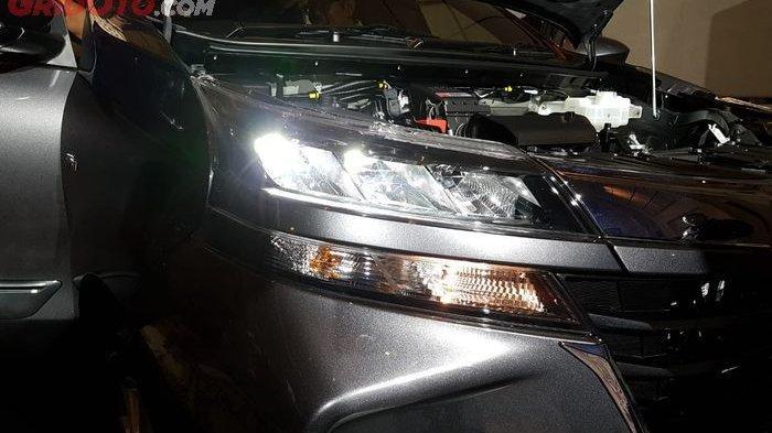 Ini Fungsi & Cara Gunakan Fitur Follow Me Home Light di Toyota Avanza dan Veloz Terbaru