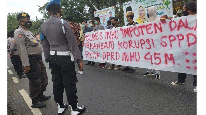 Koordinasi dengan Auditor BPK, Polda Riau Komit Usut Dugaan SPPD Fiktif di Rohil