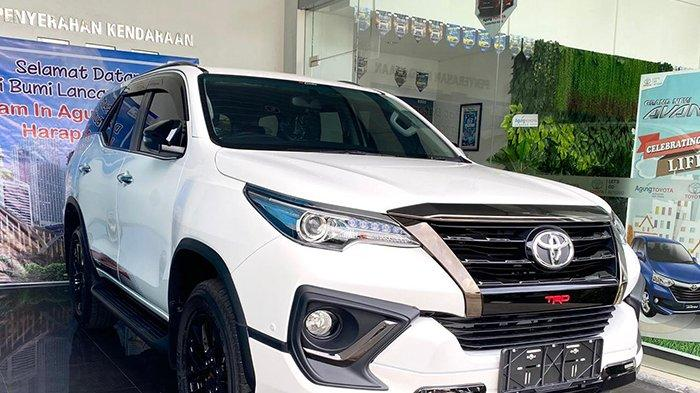 Beli Fortuner Dapat Diskon Rp 15 Juta di Agung Toyota Harapan Raya Pekanbaru