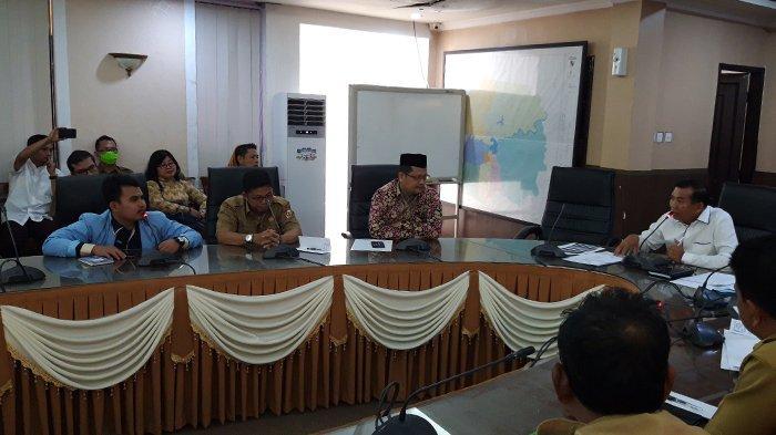 Forum Guru Sertifikasi Akhirnya Bertemu Walikota Pekanbaru, Bahas TPP