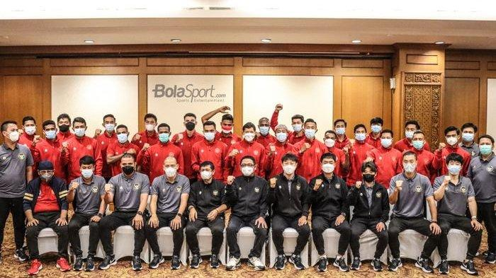 Head to Head dan Prediksi Susunan Pemain Indonesia vs Taiwan Play off Kualifikasi Piala Asia 2023