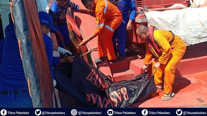 Satu Jenazah Korban Kapal Karam di Perairan Rupat Riau Teridentifikasi, 9 Korban Masih Dicari